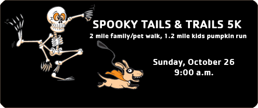 Spooky Tails & Trails